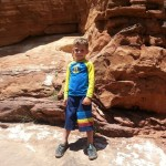 Overlook Hike at Zions