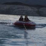 Boating In October